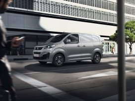 Peugeot Expert (segment GB5)